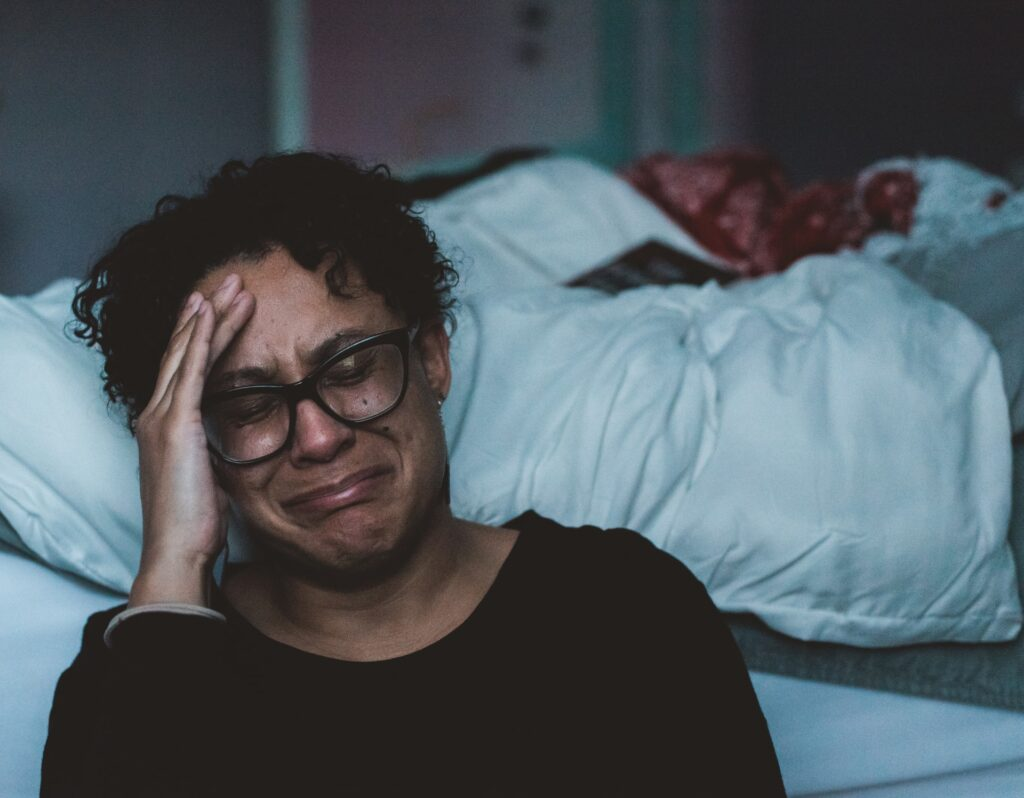 Painful time - photo by Claudia Wolff on Unsplash